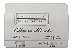 Amazon.com: Coleman Rv Camper mach Manual Thermostat ...
