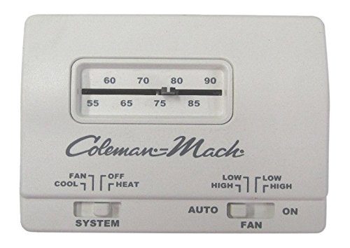 Rv Camper Coleman-mach Manual Thermostat (Coleman Furnace Model compare prices)