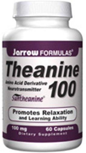 Jarrow - Theanine 100Mg - 60 Caps
