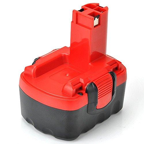 41qF7UKV5OL - BEST BUY #1 14.4V 2.0Ah Ni-CD Replacement Bosch Power Tool Battery for Bosch 2607335685, 2607335533, 2607335534, 2607335711, BAT038, BAT040, BAT041, BAT140, BAT159