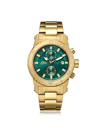 JBW Men's J6316B Analog Display Swiss Quartz Gold Watch