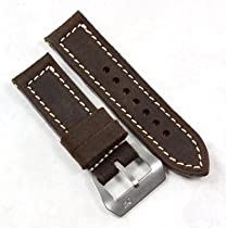 Mario Paci 4 Submercitore Tan with MP Pre-V Buckle 26/26 115/75