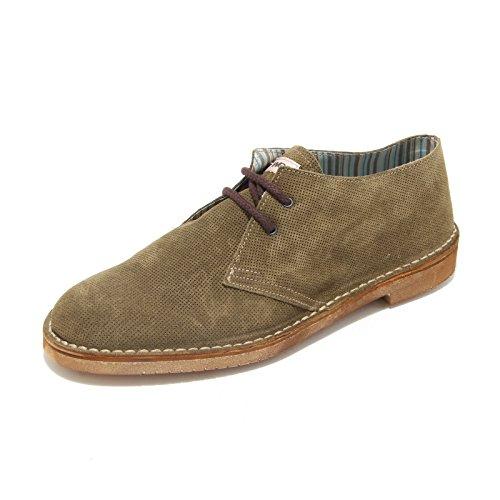 4489L polacchini uomo verdi WEG diave grun scarpe shoes men [43]