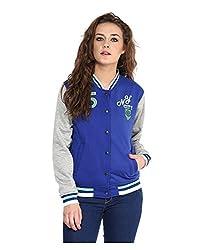 Yepme Women's Multi-Coloured Polyester Jackets -- YPMJACKT5128_XL