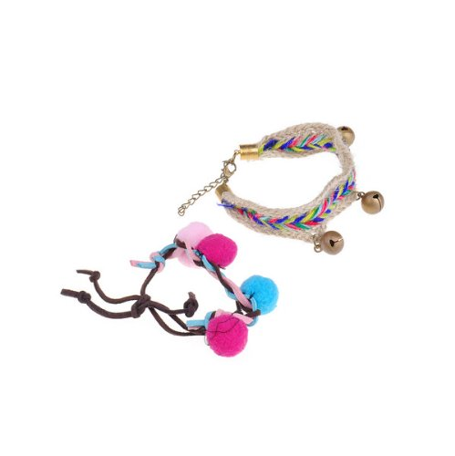 Stylish Elegant Colorful Ball And Bell Ethnic