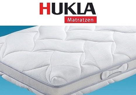 Hukla Colour Lux TA 7-Zonen-Tonnen-Taschenfederkern-Matratze mit Noppen-Kaltschaumprofil, Größen Matratzen:200 x 190 cm;Härtegrad Matratzen:F2
