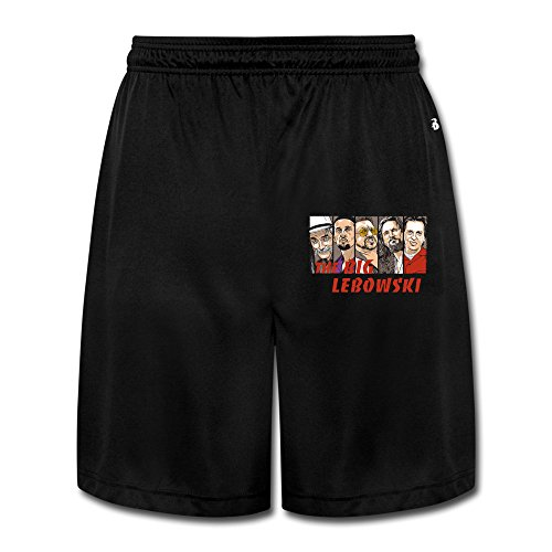 Big Lebowski Fashion Men Short Pants Pants Girls