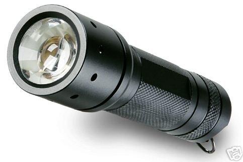 Coast Led Lenser Tactical Focus 3.4W/ 83 Lumen Ll7438