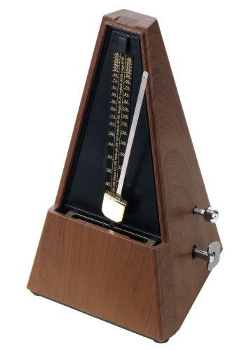 Classic Cantabile M02-BR Métronome avec cloche (Marron) (Import Allemagne)