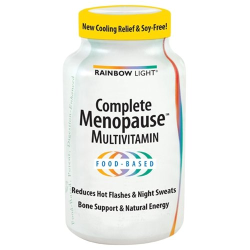 Rainbow Light Complete Menopause Vitamin Tablets 120