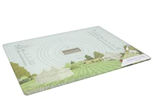 The Great British Bake Off 45 x 35 cm Glass Pastry Board, Various Colors