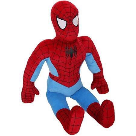 Spiderman Plush Snuggle Pillow Buddy