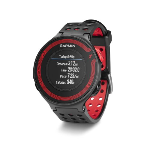 Garmin Forerunner 220 - Black/Red Bundle