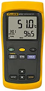 Fluke 51-2 Single Input Digital Thermometer, 3