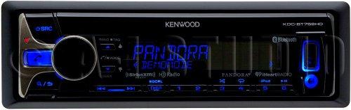 Kenwood Kdc-Bt758Hd Cd Receiver