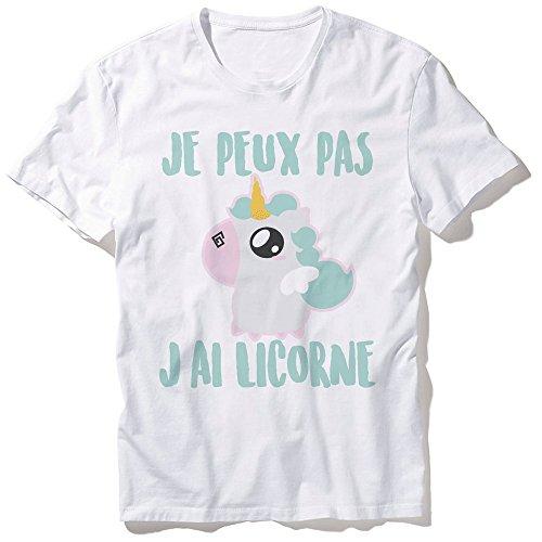 T-Shirt-Mixte-Je-peux-pas-jai-Licorne-Pastel-chibi-et-kawaii-Fabriqu-en-France-Licence-officielle-Chamalow-shop