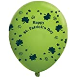 Wrap St. Patrick's Day Balloon (11in)