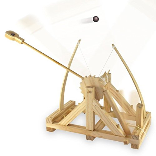 Leonardo da Vinci Catapult Kit (Building Models compare prices)