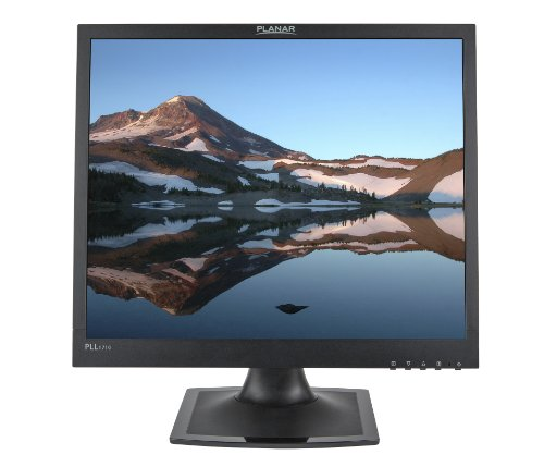 "Pll1710 17"" Edge Led Lcd Monitor - 5:4 - 5 Ms"