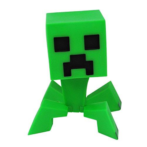 Minecraft - Creeper Personaggio, in Plastica, 15 cm