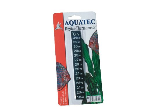 Aquatec digitales Klebe - Thermometer
