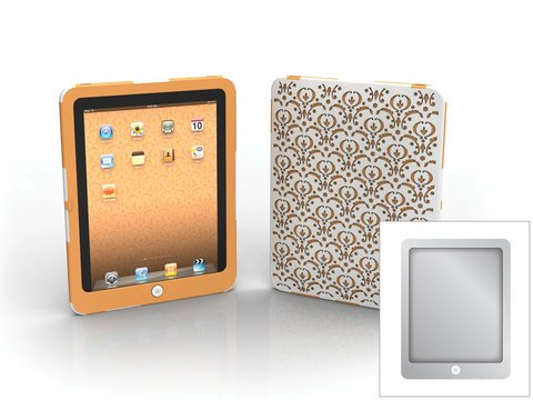 Bordeaux Case Set for iPad