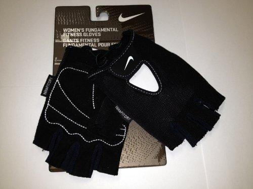 Nike-Womens-Fundamental-Fitness-Gloves-Medium-Black