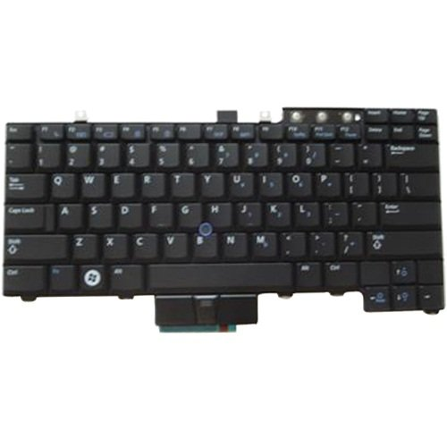 Click to buy CN-0UK717-65890 New Dell Latitude E5400 E5500 E6400 E6500 Keyboard w/ Pointer & Buttons UK717 - From only $72.38
