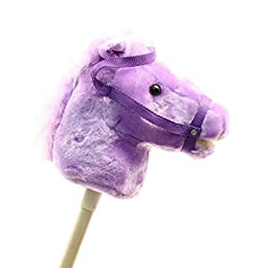 M & F Western Men's Purple Talking Stick Pony Assorted One Size