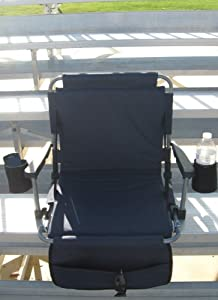 NEW & IMPROVED! UNIQUE Heavy-Duty OASIS 600 Sport Seat w  I POD HOLDER & CELL... by Oasis