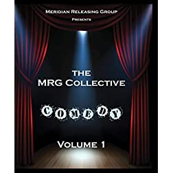 MRG Collective Comedy Volume 1, The [Blu-ray]