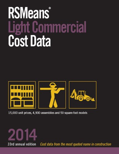 RSMeans Light Commercial Cost Data 2014 - RS Means - RS-Light - ISBN: 1940238129 - ISBN-13: 9781940238128