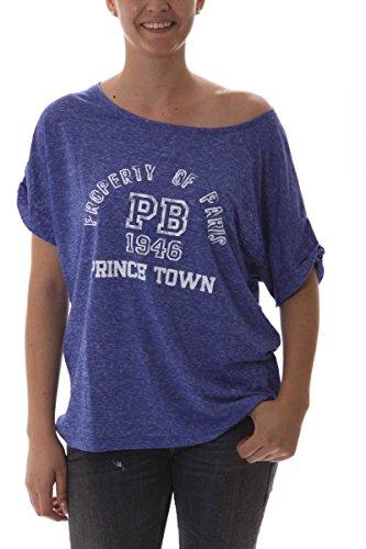 PIERRE BALMAIN T-shirt da donna lila-melliert L