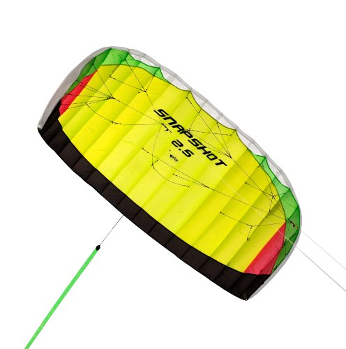 Prism Snapshot 2.5 Speed Foil Kite, Yellow