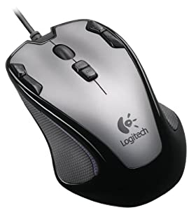 Logitech Gaming Mouse G300 with Nine Programmable Controls (910-002358) from Logitech
