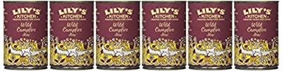 Lily's Kitchen Complete Wet Food for Dogs 400 g (Pack of 6)
