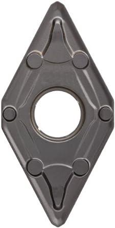 "Sandvik Coromant DNMX 433-WMX 3210 GC3210 Grade, MTCVD Coated, 55 Degree Diamond Shape, WMX Chip Breaker, 433 Insert Size, 0.1875"" Thickness, 0.0472"" Nose Radius Carbide Turning Insert (Pack Of 10)"