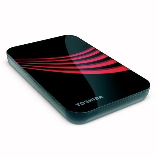 Toshiba 250 GB USB 2.0 Portable External Hard Drive HDDR250E03X