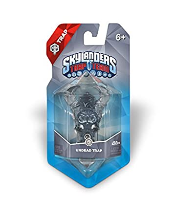 Skylanders Trap Team: Undead Element Trap Pack