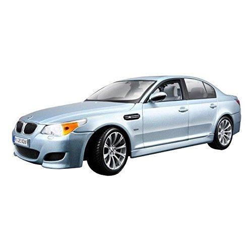 Maisto-31144-Modellauto-118-BMW-M5-eisblau