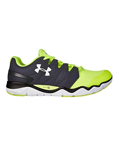 Under Armour Men'S Ua Micro G® Optimum Running Shoes 11 Lead