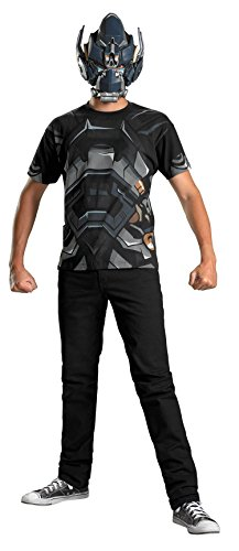 Disguise Men's Transformers 3 Dark Of The Moon Movie - Iron Hide Adult Costume Kit