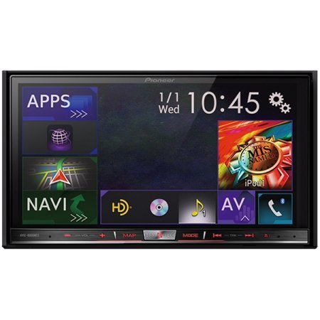 Click to buy Pioneer In-Dash Double-Din and Navigation & HD Radio Receiver with NEX Interface Technology, Features a 6.1