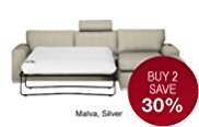 Finn Corner Sofa Bed (Right Hand)