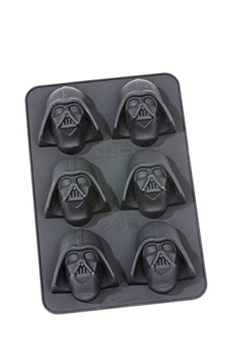 Star Wars 20546 - Contenitore per ghiaccioli, a forma di maschera Darth Vader