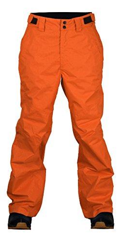 Two Bare Feet martello da uomo pantaloni da sci, Uomo, Claw Hammer, Cyber Orange, M