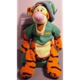 Disney Tigger St. Patricks Day Bean Bag Plush