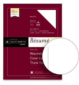 Where to buy nice paper for resume