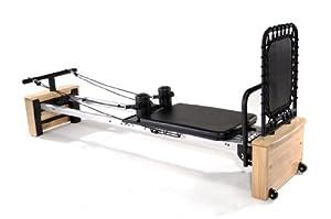 Stamina AeroPilates Pro XP 557 Home Pilates Reformer with Free-Form Cardio Rebounder