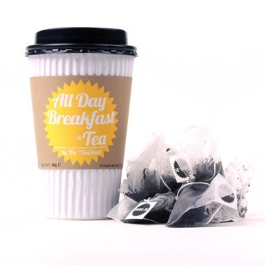 All Day Breakfast Teacup Brew